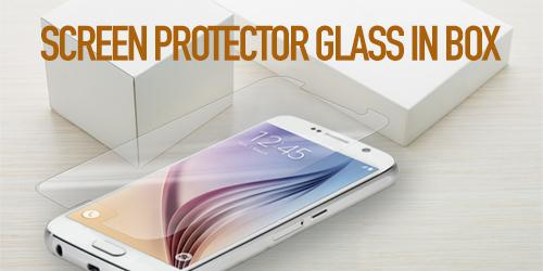 Screen Protector Glass in box