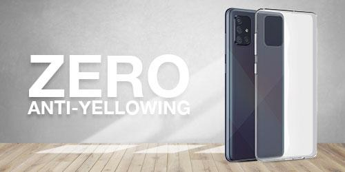Zero <br>Anti-Yellowing