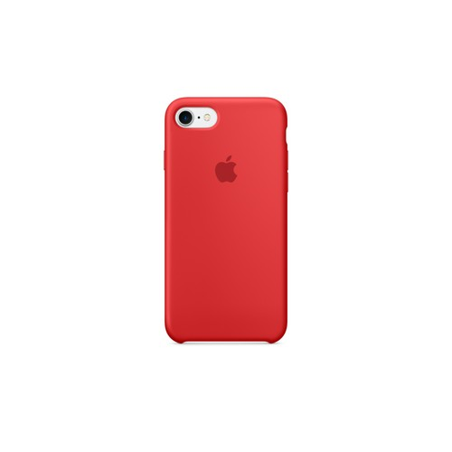 Apple Silicon Case Red